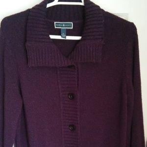 Karen Scott Women's sweater
